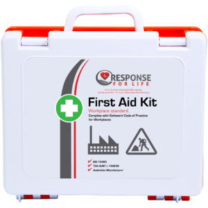 Standard Workplace First Aid Kit – The Responder Series – Compliant, Adaptable & Confident