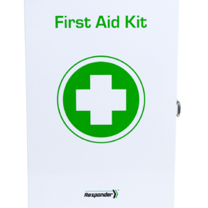 Responder Tough Metal - Standard Food and Beverage Responder Workplace First Aid Kit - Leading Local Defibrillator and First Aid Supplier