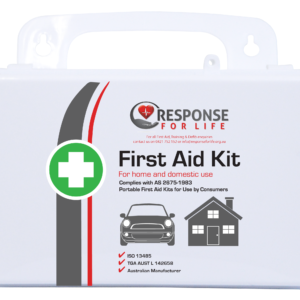 Household First Aid Kit – Designed For Vehicles & Homes – Minor & Major