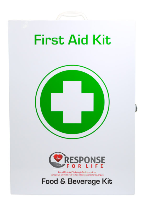 Food and Beverage First Aid Kit