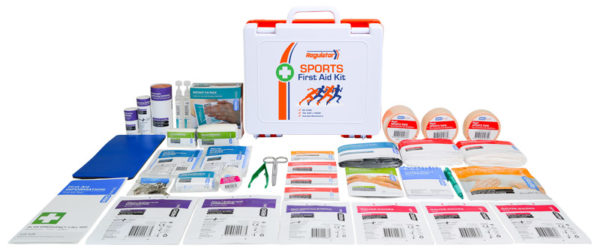 Sports Club First Aid Kit Refill Pack