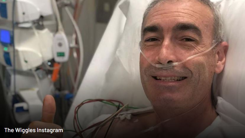 What Can We Learn From Greg Page's Cardiac Arrest Survival? 'The Yellow Wiggle Sudden Collapse'