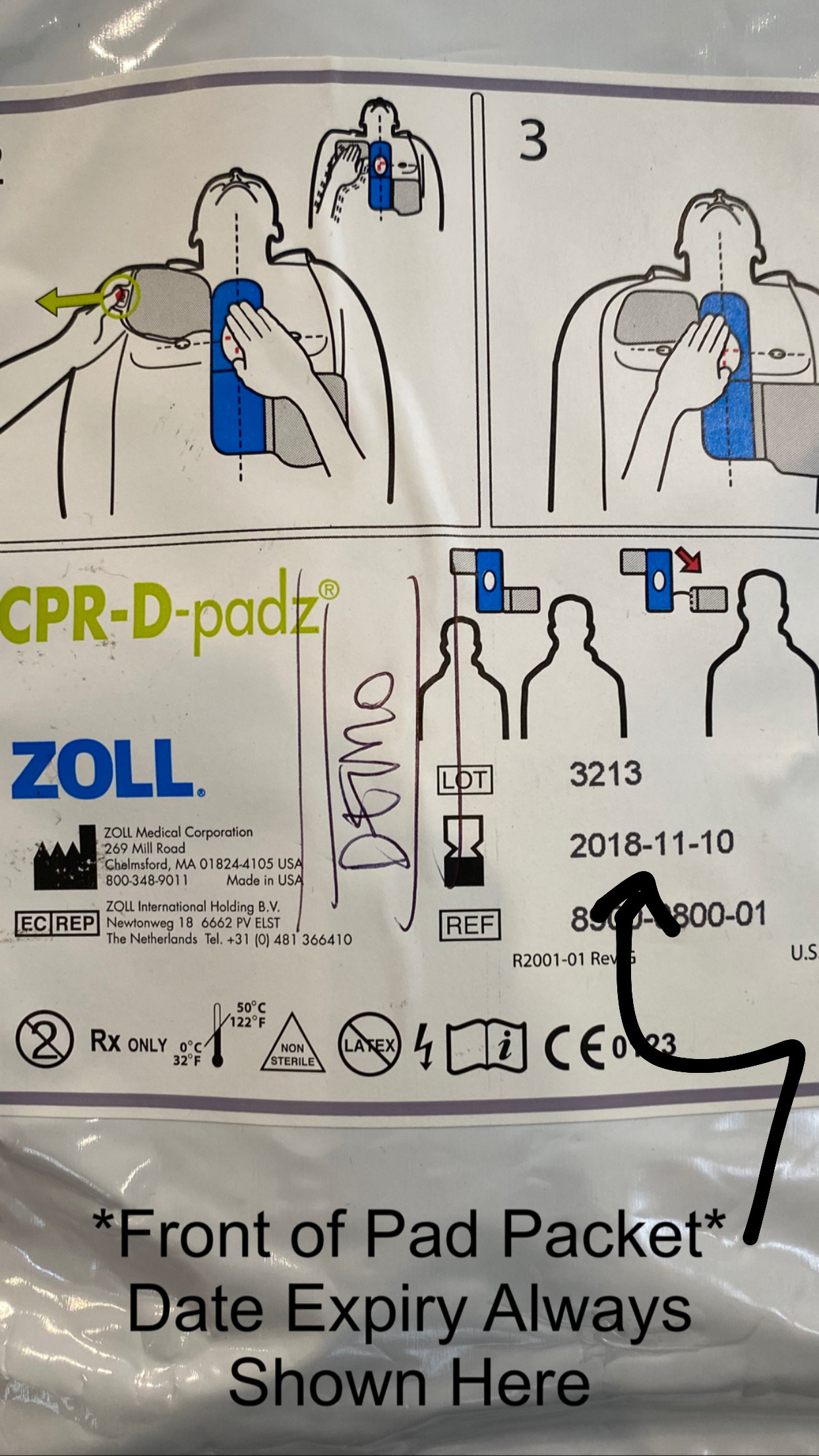 How Do I Know When ZOLL AED Plus Pads Need Changing?