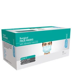 Surgical Face Mask - Box/50