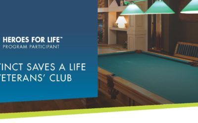 Instinct Saves A Life At Veterans' Club – Barry Clarke Rescue Story